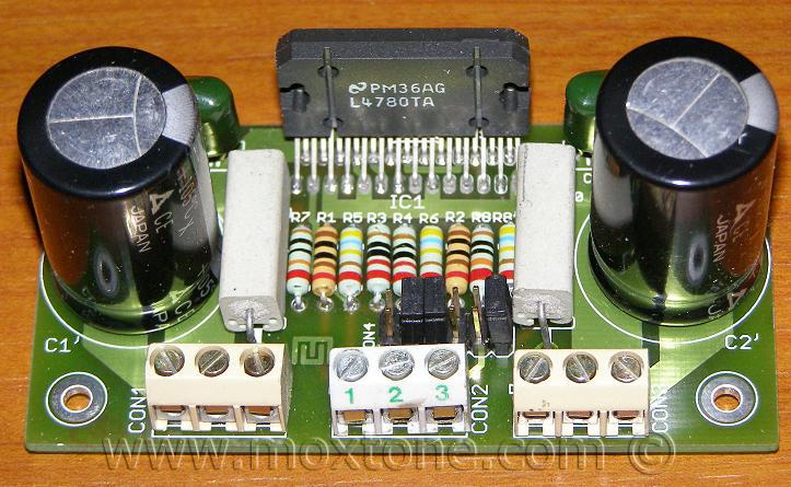 Diy Lm4780 Amplifier